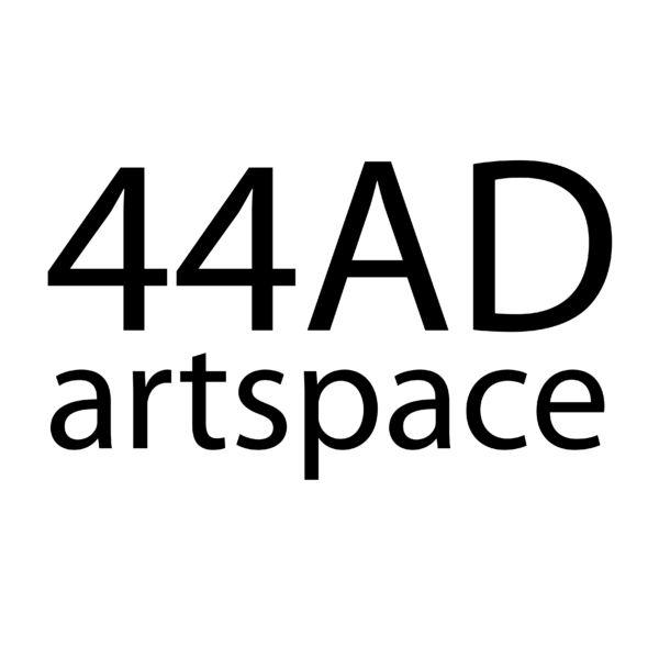 44AD ARTSPACE LOGO